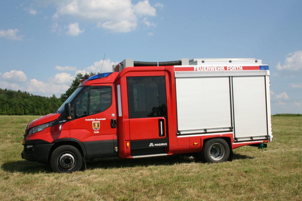 FF Forth MLF 1 – Feuerwehr Forth