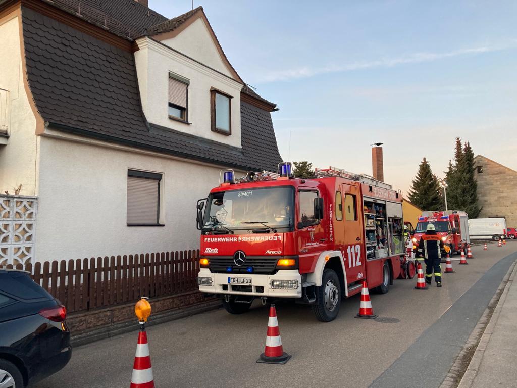 FF Forth Keller unter Wasser – Feuerwehr Forth
