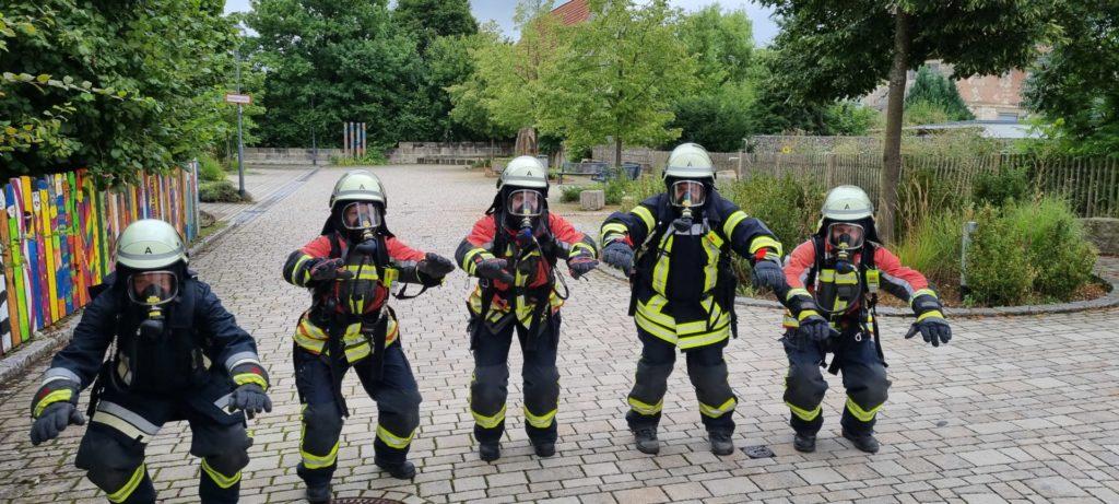 FF Forth Atemschutz Belastungsubung 4 – Feuerwehr Forth